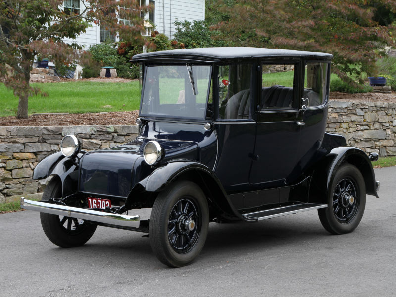 1919/1931 Detroit Electric